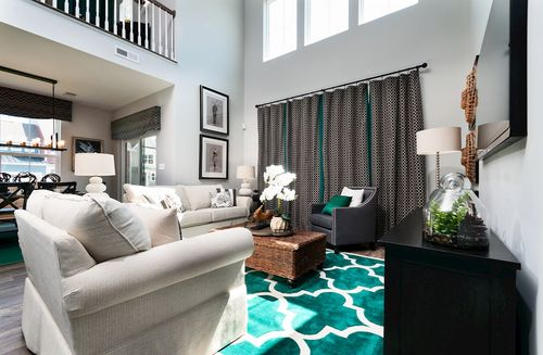 Greatroom-and-Dining-in-Bayard-at-Bishop's Landing-in-Millville