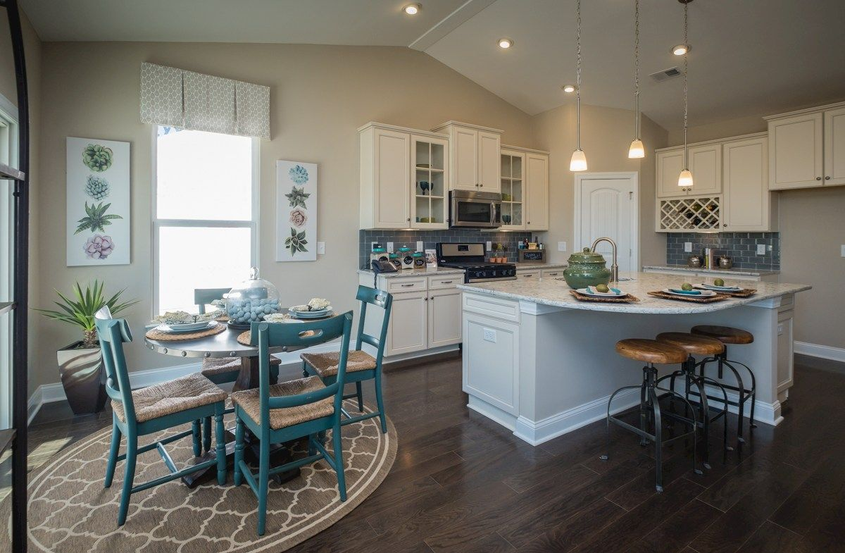 Kitchen featured in the Southport By Beazer Homes in Myrtle Beach, SC