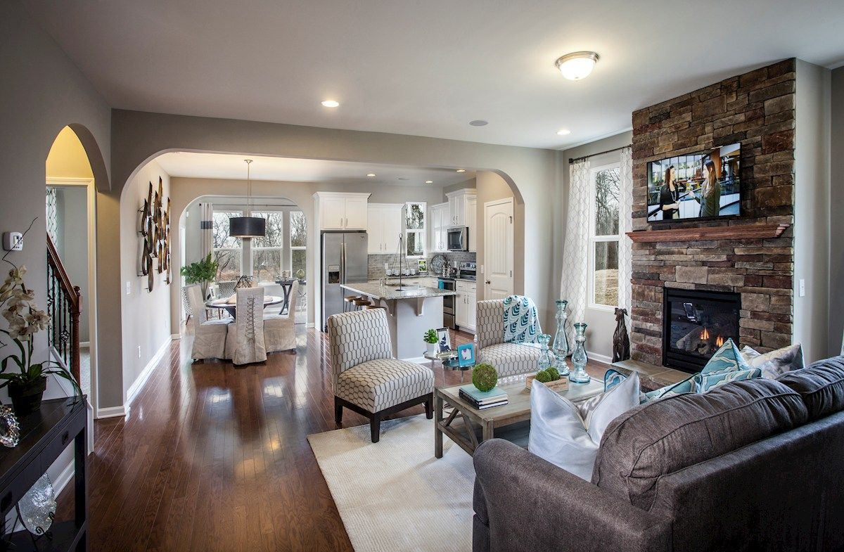 Greatroom-and-Dining-in-Harper-at-Sheffield Park-in-Murfreesboro