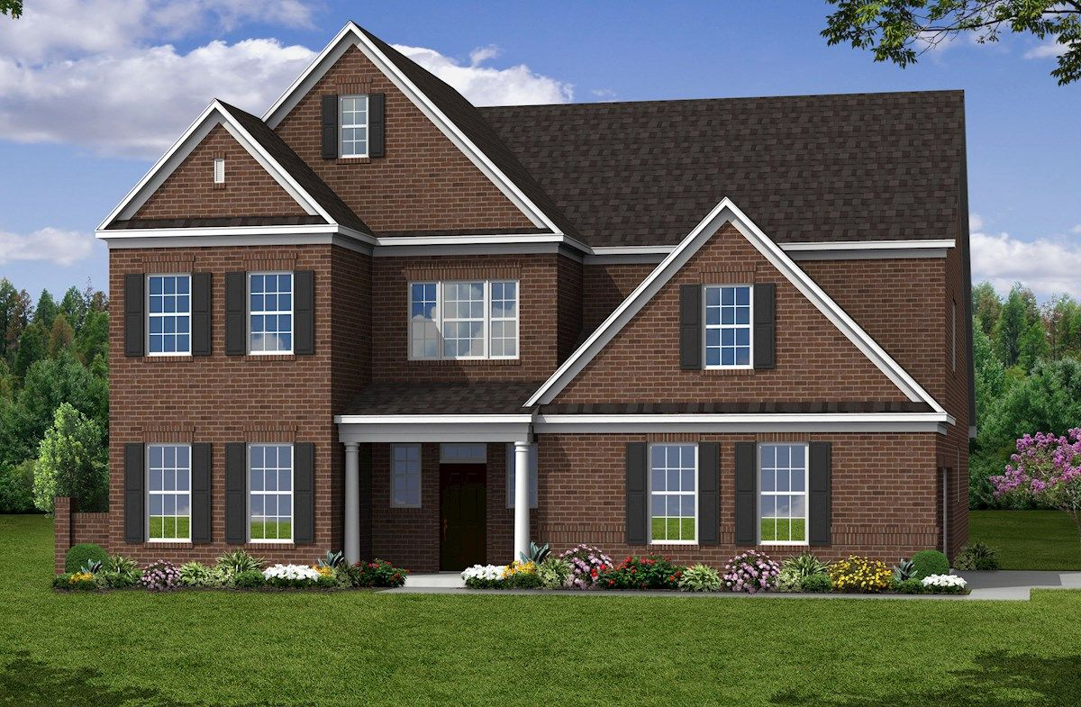 Whittmore In Nolensville Tn New Homes Amp Floor Plans By