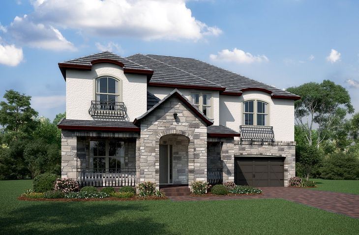 Exterior:French Country N Exterior