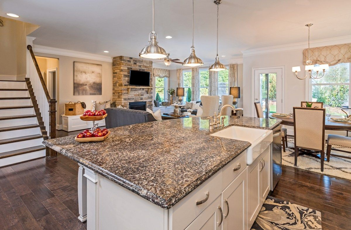 Kitchen-in-Stratford-at-Stillwater-in-Apex