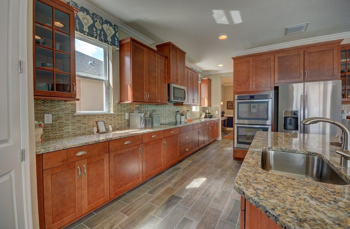 Kitchen-in-Anna Maria-at-The Reserve at Pradera-in-Riverview