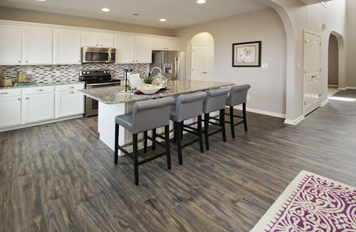 Kitchen-in-Bradley-at-Shadow Creek Farms-in-Columbus