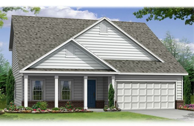 Exterior:Traditional C Elevation