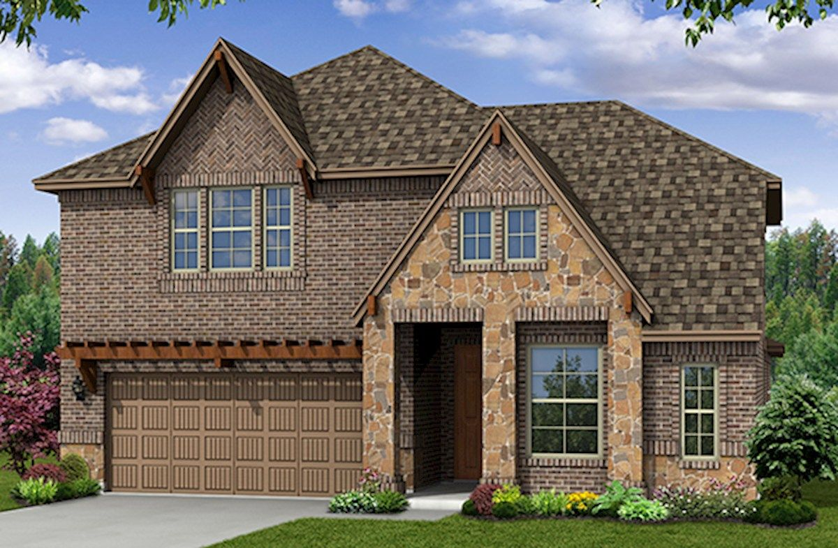 North Creek in Melissa, TX, New Homes & Floor Plans by Beazer Homes