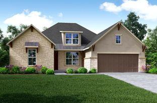 Caldwell - Amira  - Hilltop Collection: Tomball, Texas - Beazer Homes