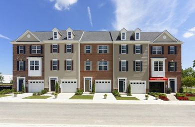 New construction homes and floor plans in pikesville md newhomesource frederick ii ballard green owings mills maryland beazer homes malvernweather Image collections