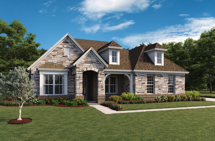 Exterior:French Country FCU