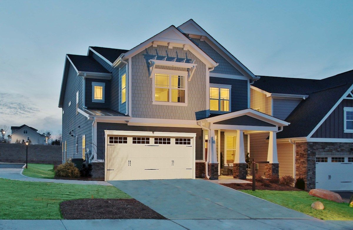 New Homes In Oakwood Ga
