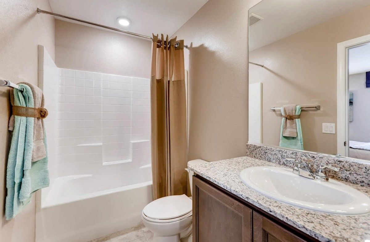 Bathroom-in-Griffin-at-Cliffs at Dover-in-Las Vegas