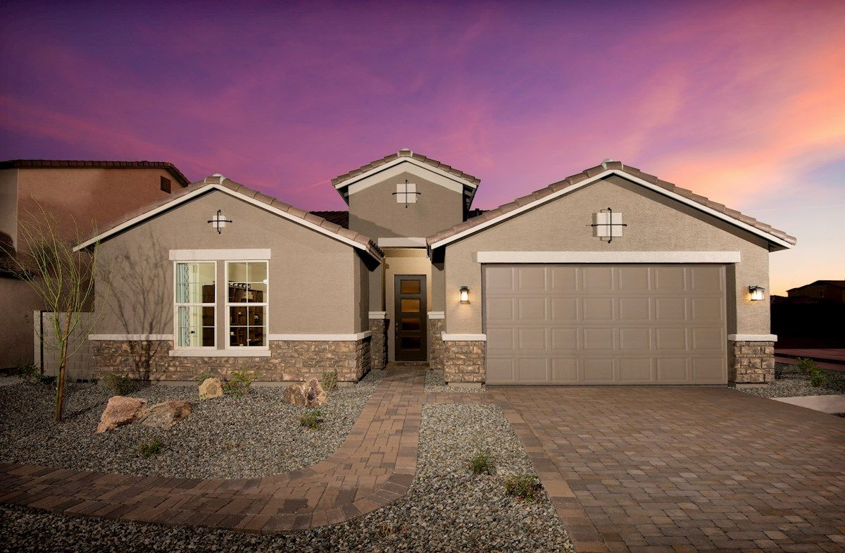 Homes In Alessandria At Windrose By Beazer Homes