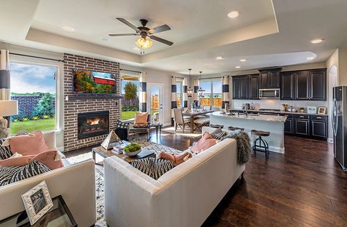 15 Beazer Homes Communities In Celina Tx Newhomesource