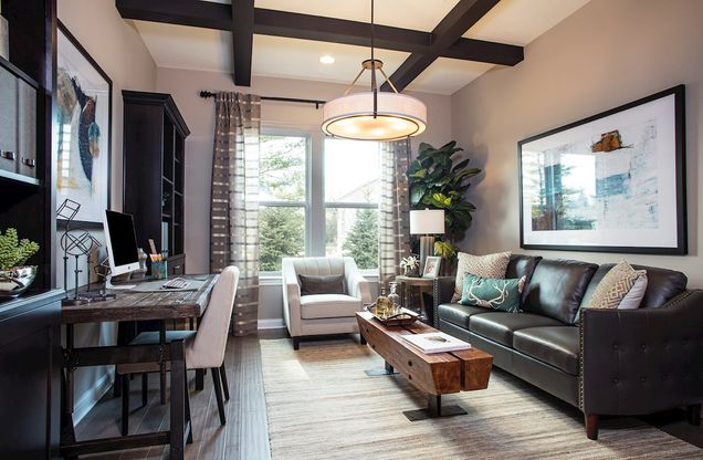 Reserve At Woodside In Noblesville In New Homes Amp Floor