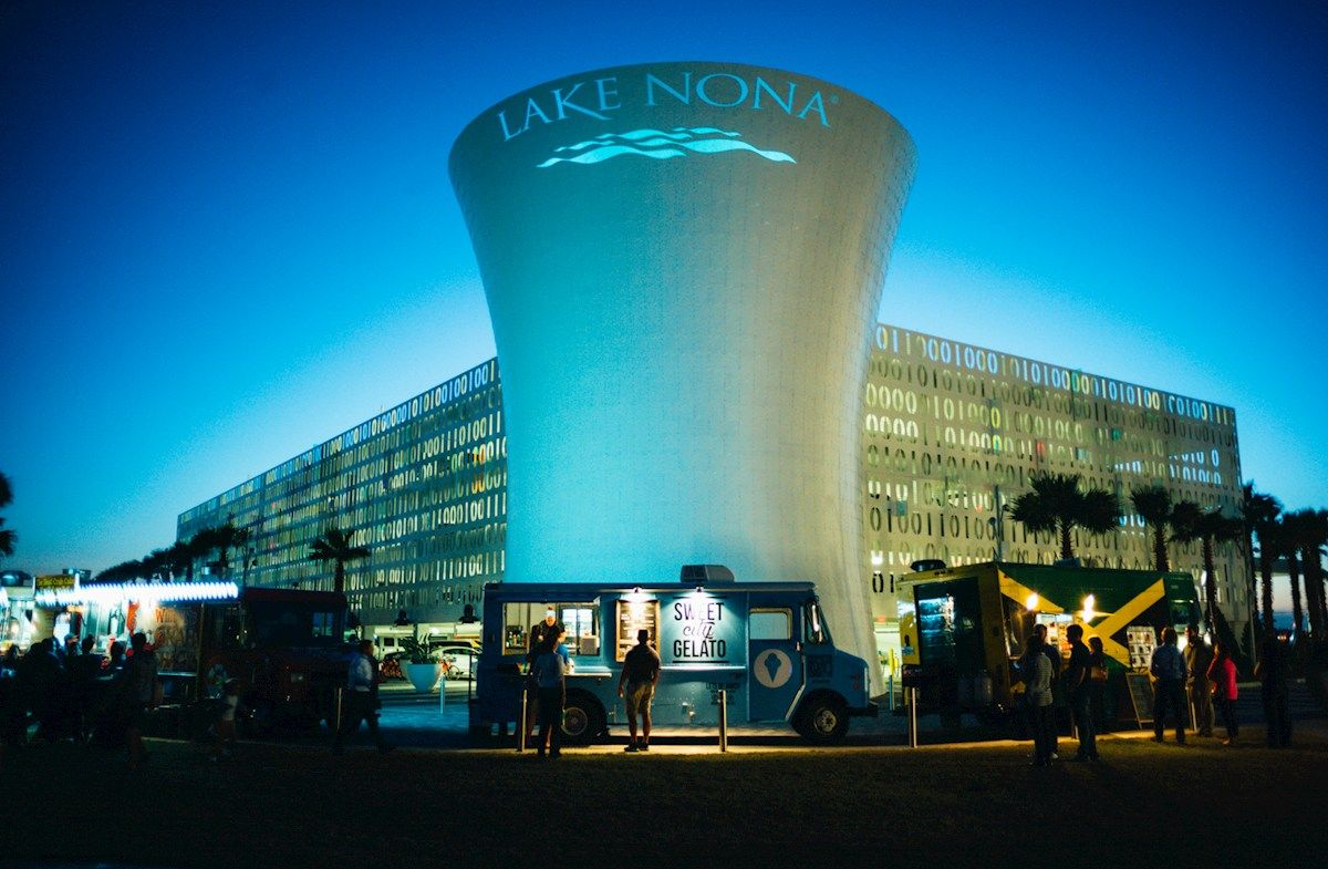 'Gatherings® of Lake Nona' by Beazer Homes - Orlando in Orlando