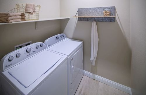 Laundry-in-Summit-at-Colton Ranch-in-North Las Vegas