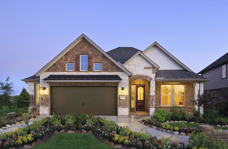 French Country M Exterior