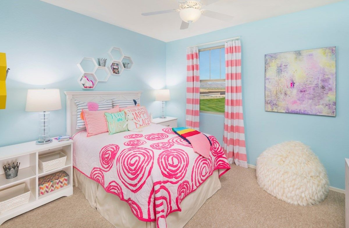 Bedroom-in-Briana-at-Alessandria at Windrose-in-Litchfield Park