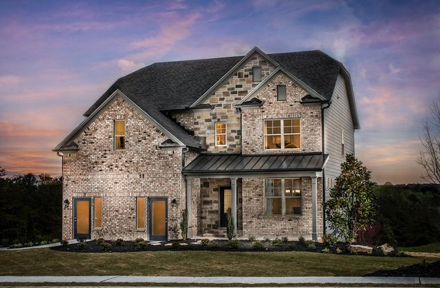Bethesda Heights In Lawrenceville Ga New Homes By