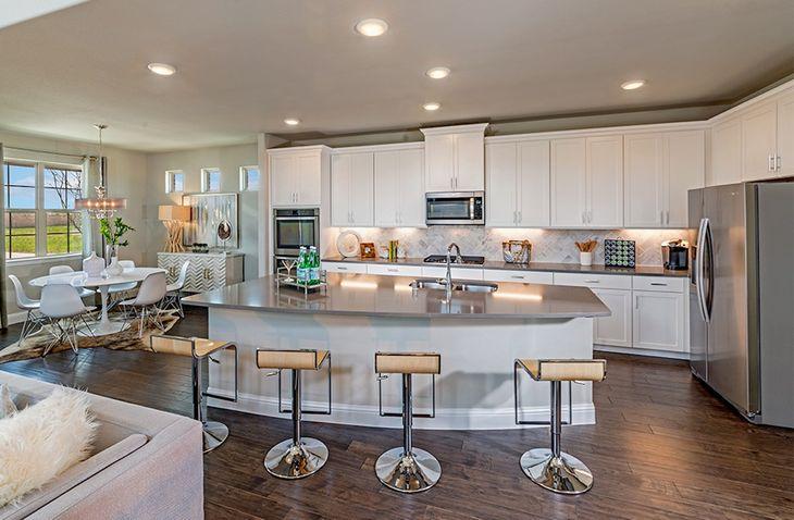 Brazos Kitchen and Breakfast Nook