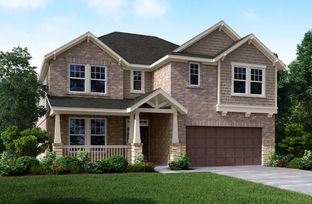 Biltmore - Amira  - Heritage Collection: Tomball, Texas - Beazer Homes