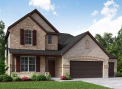 Armstrong - Ashbel Cove at Baytown Crossings - Heritage Collection: Baytown, Texas - Beazer Homes