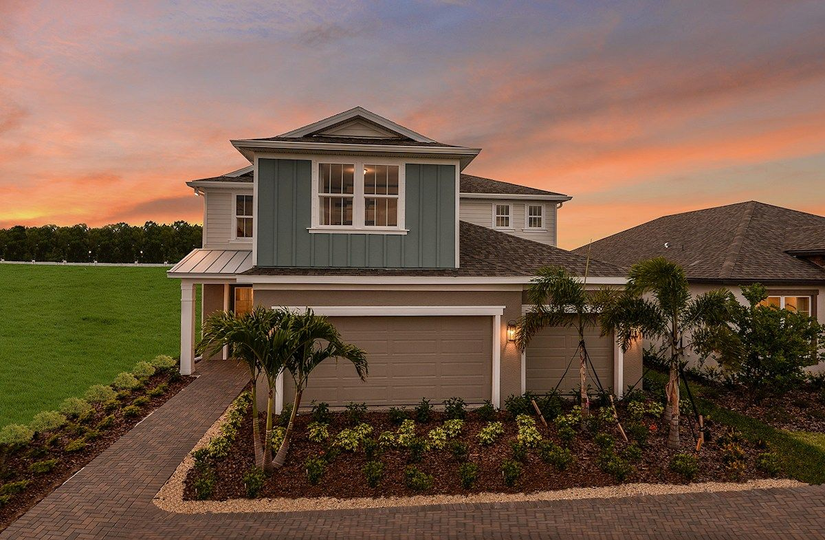 Reserve At Citrus Park in Tampa, FL, New Homes & Floor Plans by ...