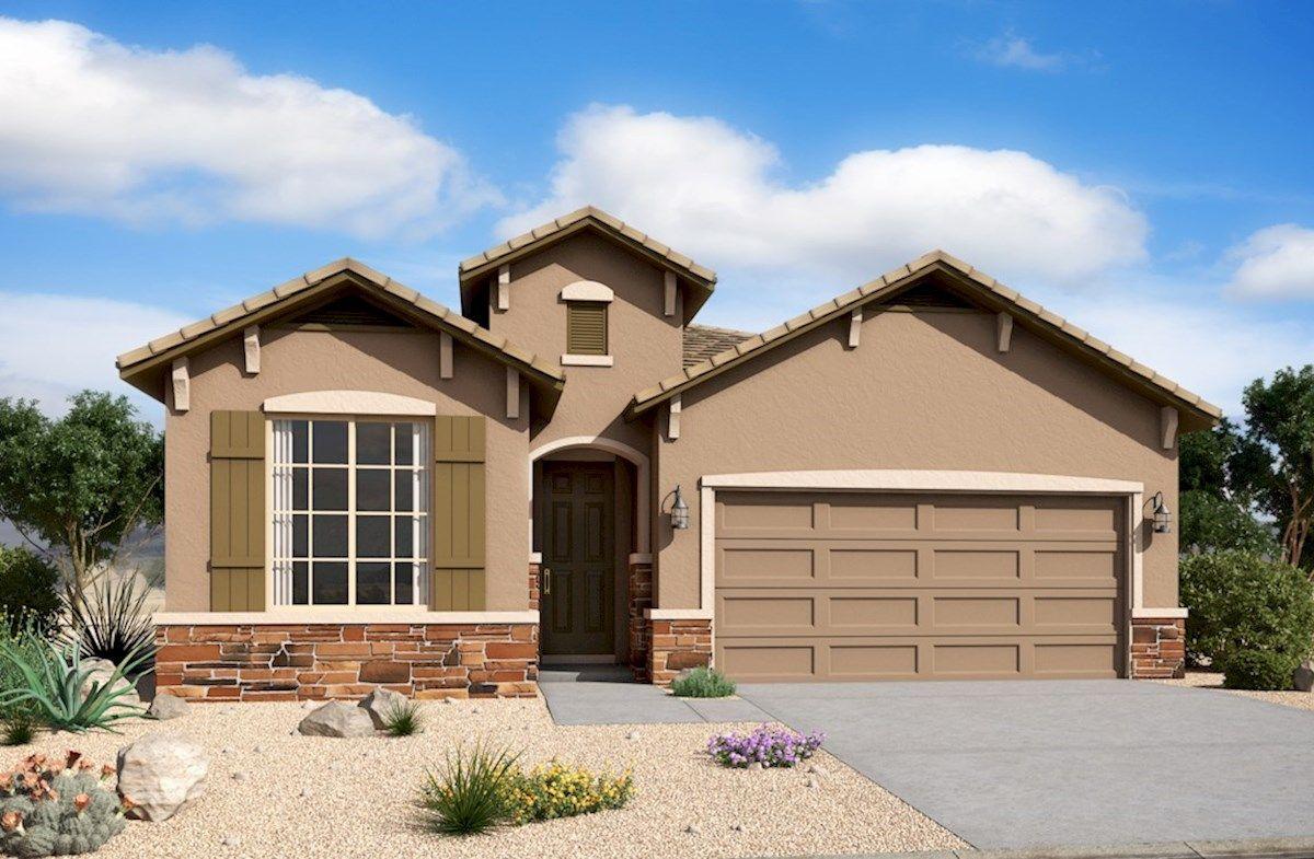 Morning Sun Farms in San Tan Valley, AZ, New Homes & Floor Plans by ...