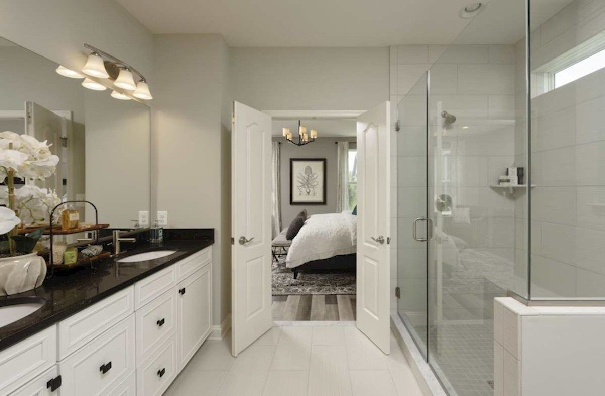 Bathroom featured in the Newport By Beazer Homes in Sussex, DE