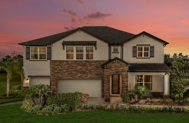 The Reserve At Pradera in Riverview, FL, New Homes & Floor Plans by