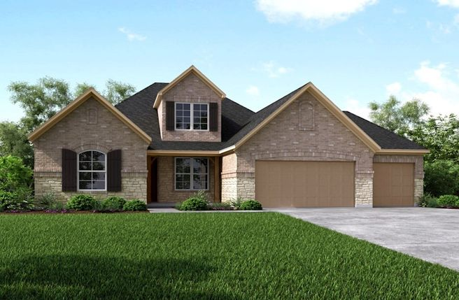 1538 Evergreen Bay Lane (Caldwell)