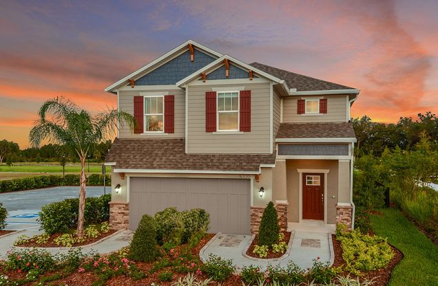 Avalon Park West in Wesley Chapel, FL, New Homes & Floor Plans by