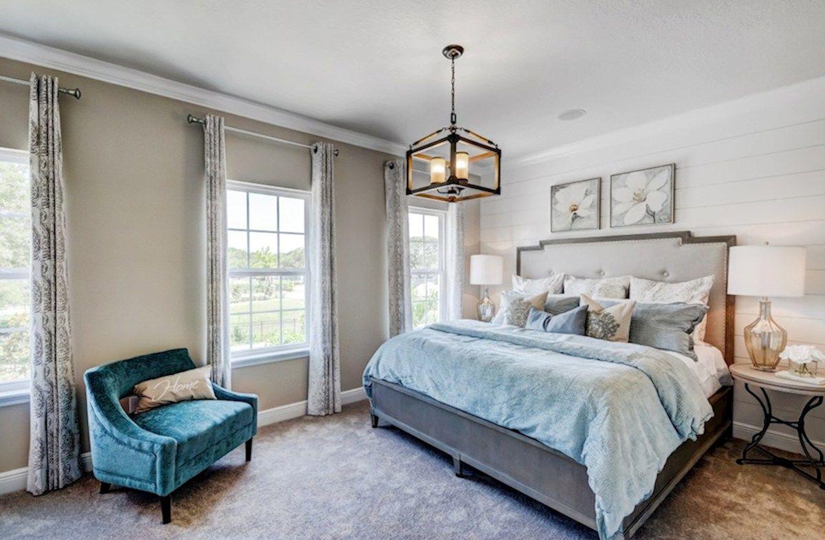 Bedroom featured in the Vanderbilt By Beazer Homes in Nashville, TN