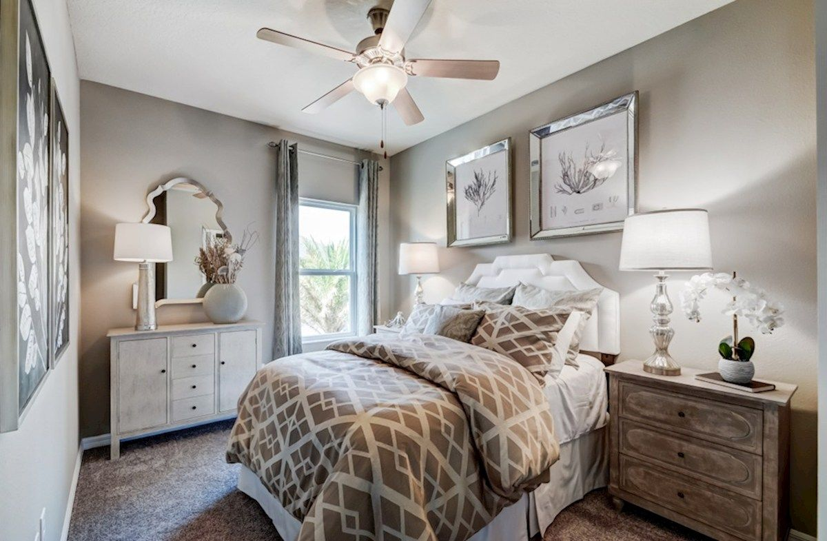 Bedroom featured in the Harding By Beazer Homes in Nashville, TN