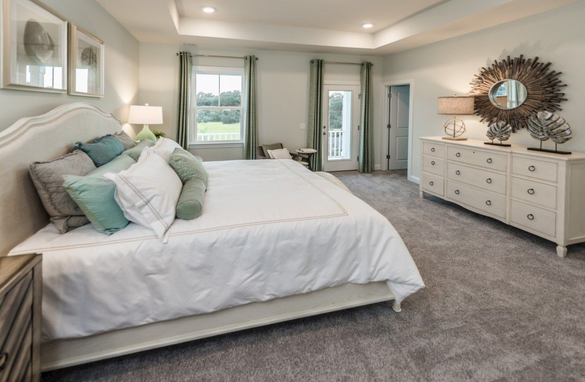 Bedroom featured in the Palmetto By Beazer Homes in Charleston, SC