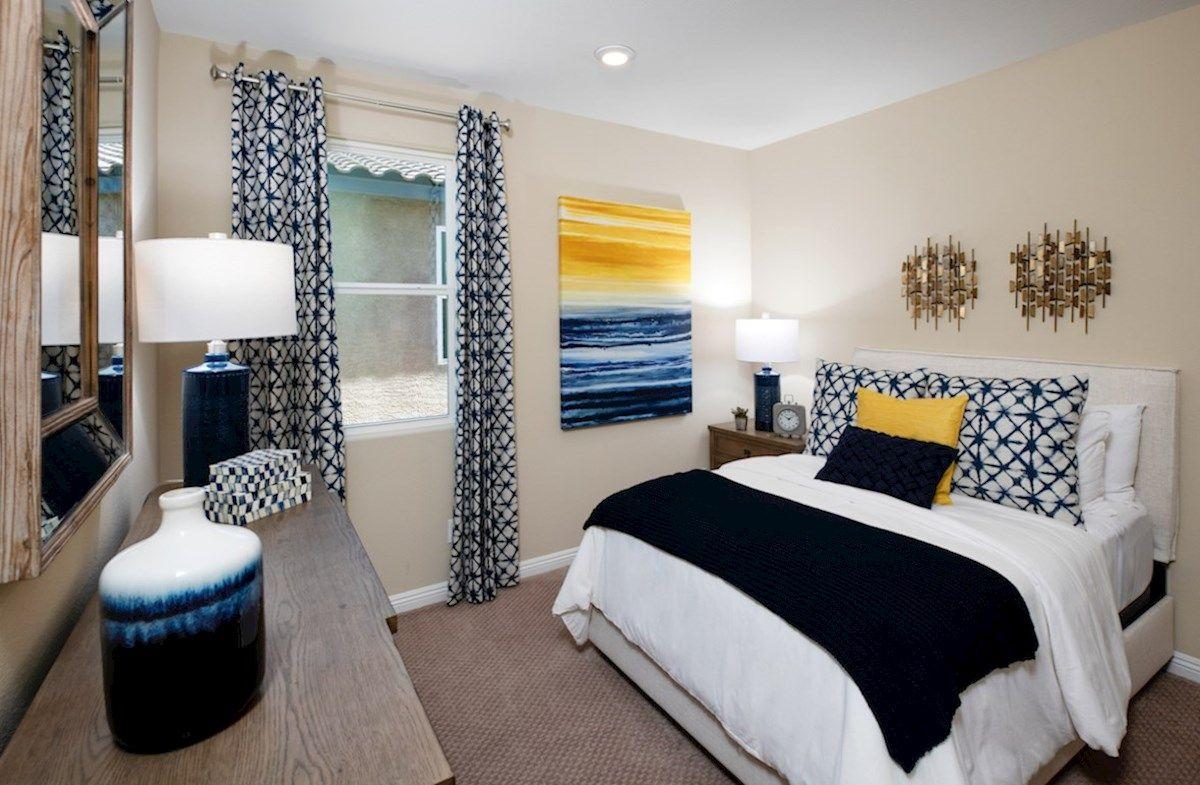 Bedroom-in-Sienna-at-Colton Ranch-in-North Las Vegas