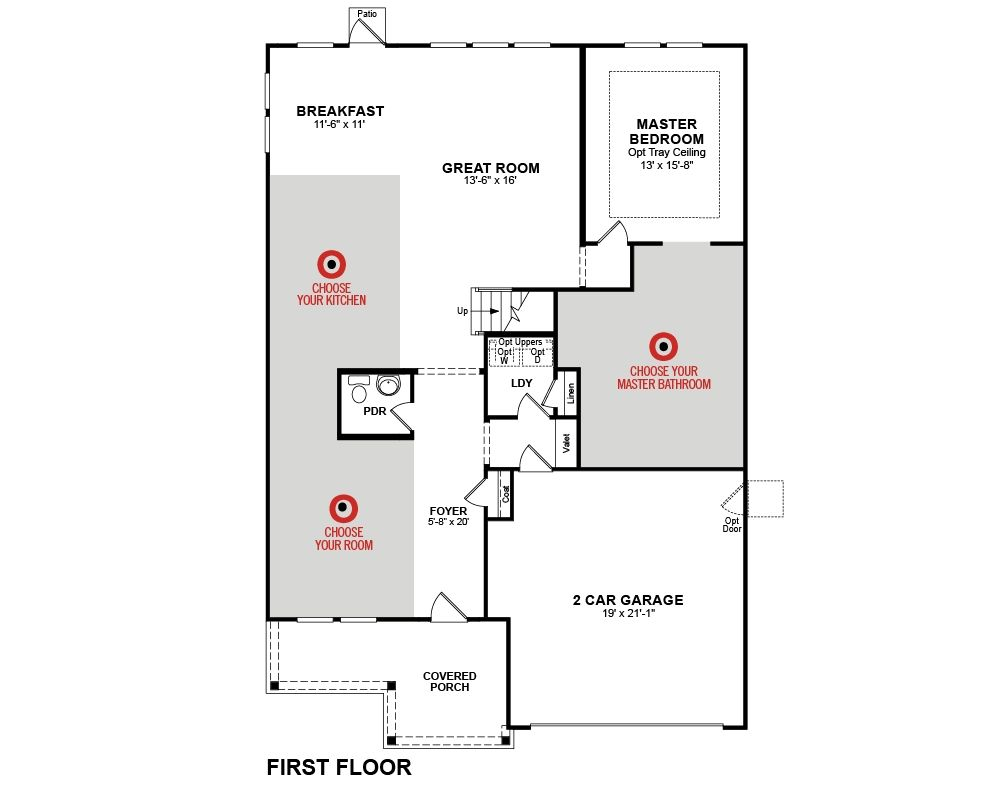 Jasmine Point at Lakes of Cane Bay by Beazer Homes ...