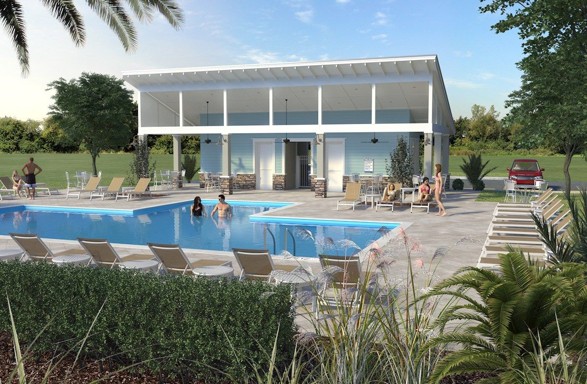 Kemerton Place in Tampa, FL, New Homes & Floor Plans by Beazer Homes