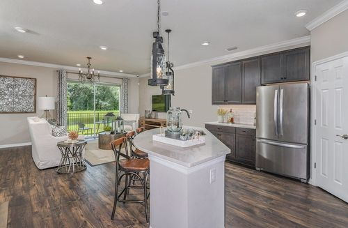 Kitchen-in-Siesta Key-at-Kemerton Place-in-Tampa