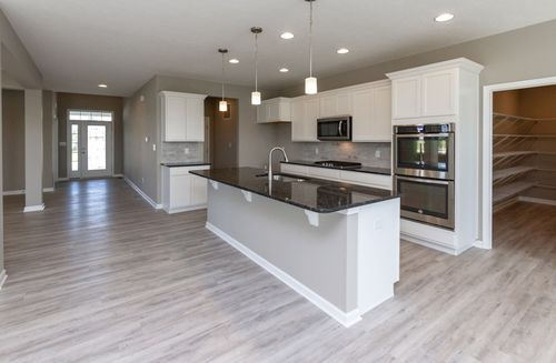 Kitchen-in-Whitley-at-Hampshire Crossroads Collection-in-Zionsville