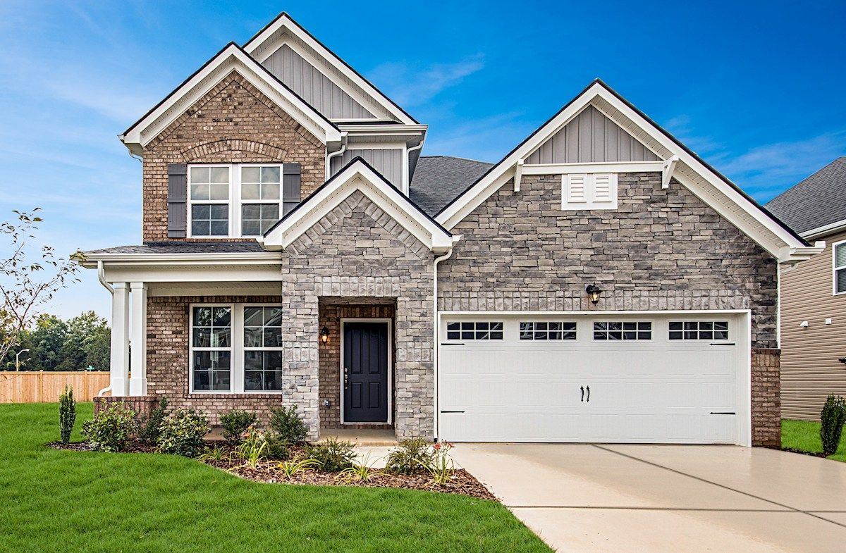 'Sheffield Park' by Beazer Homes - Nashville in Nashville