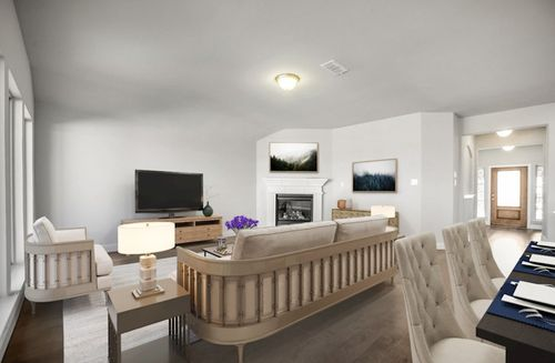 Greatroom-and-Dining-in-Baxter-at-Sutton Fields-in-Celina