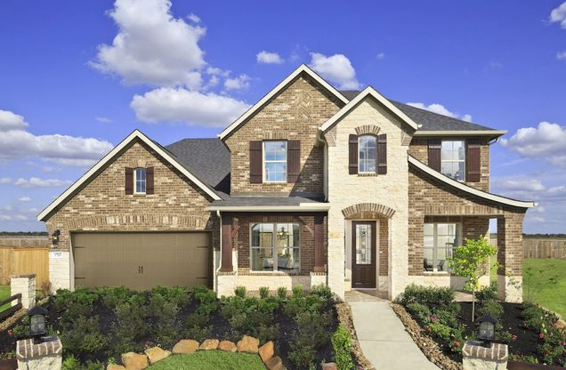 Lockhart French Country Exterior
