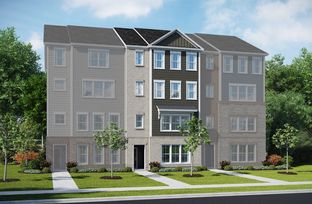 Riva - Parkside: Hanover, Maryland - Beazer Homes