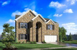 Jefferson - Creekside: Columbus, Indiana - Beazer Homes