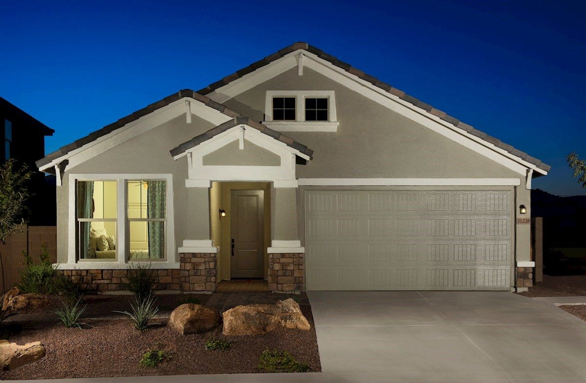 Superior El Cidro By Beazer Homes In Phoenix Mesa Arizona