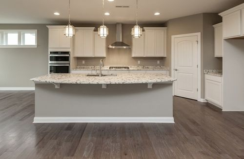 Kitchen-in-Cambridge-at-Reserve At Woodside-in-Noblesville