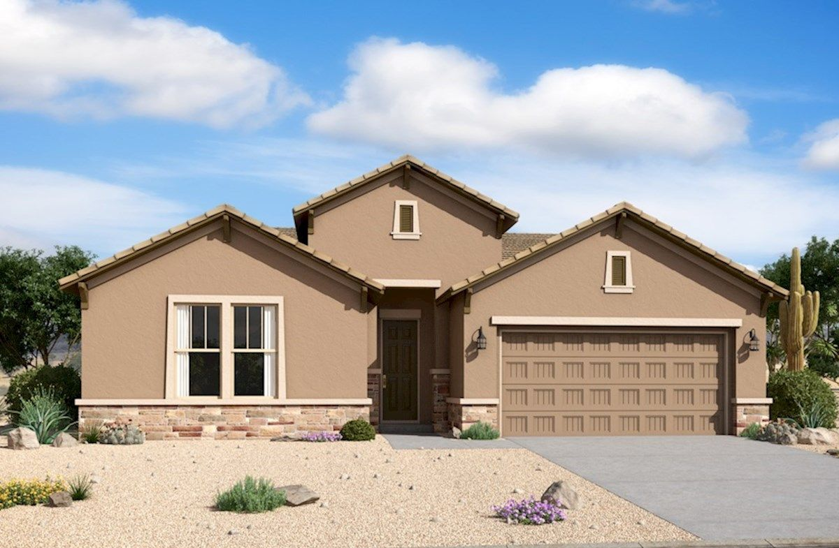 Peralta Canyon By Beazer Homes In Phoenix Mesa Arizona