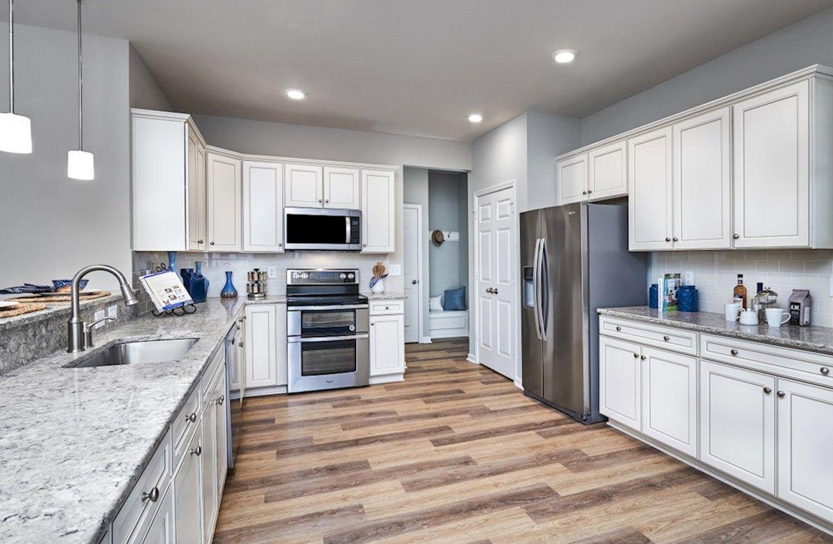 Kitchen featured in the Camden By Beazer Homes in Myrtle Beach, SC