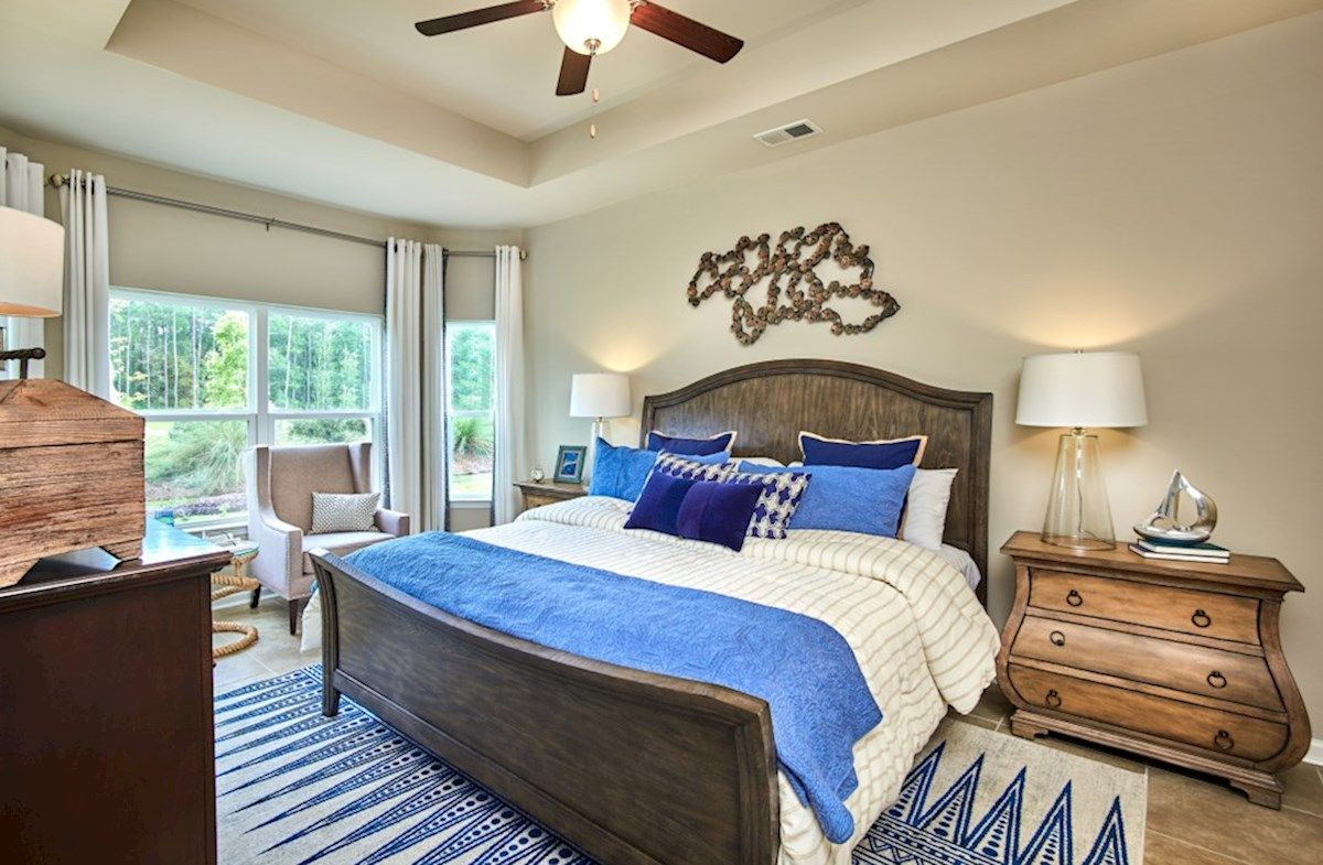 Bedroom featured in the Camden By Beazer Homes in Myrtle Beach, SC